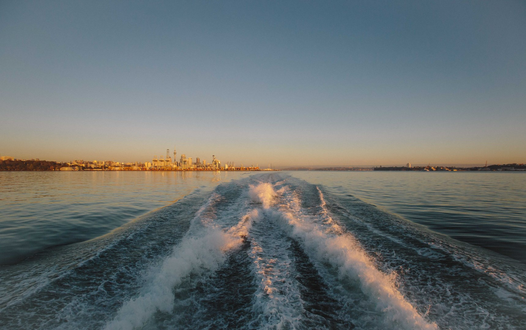 Auckland Harbour Sunset.jpg