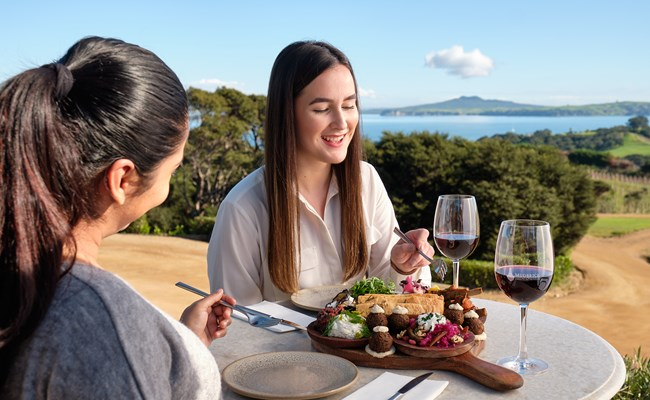 Auckland Wine & Dine Tours and things to do - Fullers360