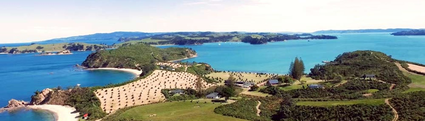Rotoroa Island - Unique Arts, Heritage & Conservation