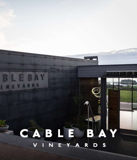 Fullers360 - Cable Bay Vineyard Wine Tour