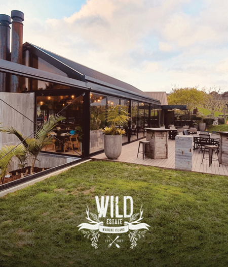 Waiheke Island Wine & Dine - Wilde Estate - Fullers360