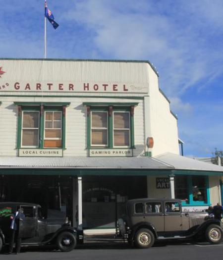 Historic Coromandel Town