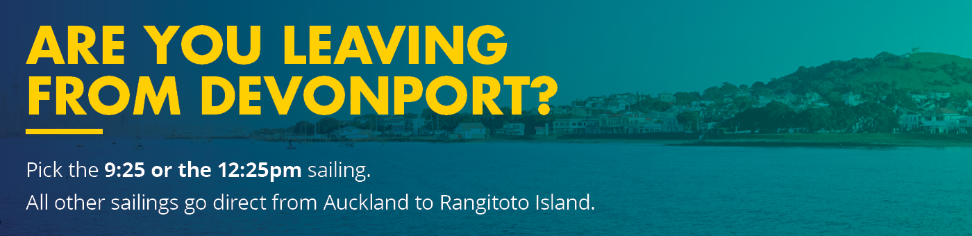 Rangitoto island- Things to do in auckland
