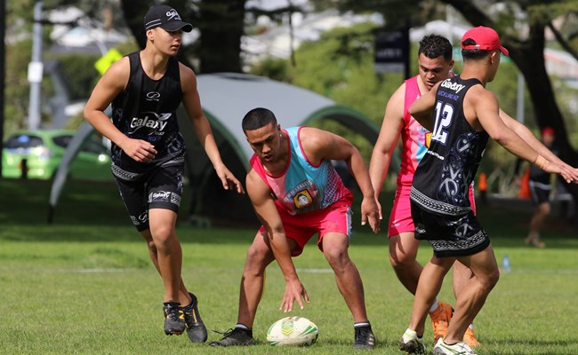 Touch competition on Waiheke Island