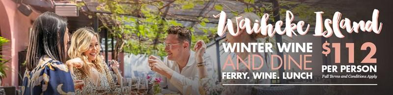 Gallery Image Waiheke Island Wine & Dine tour - Fullers360 vineyards restaurants