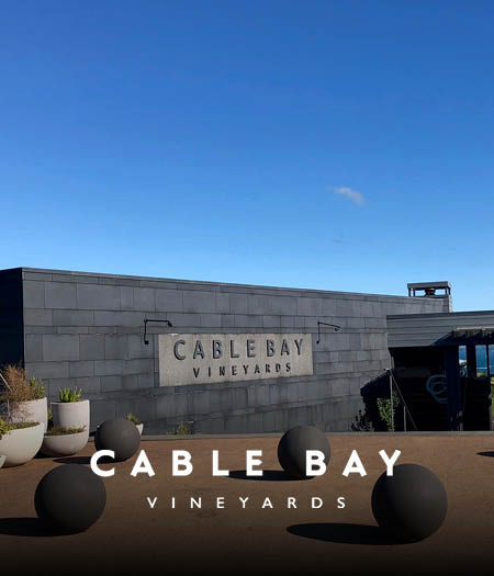 Waiheke Island Wine & Dine tour - Cable Bay Vineyard