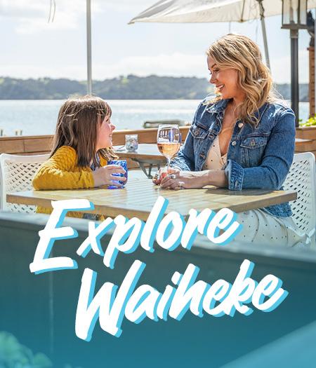 Waiheke Island ferry and car hire